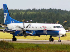 Самолет Saab-2000