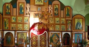 Владимирские полицейские ищут похитителей старинных икон из храма села Борисовское