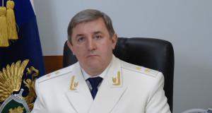 прокурор Владимирской области Игорь Пантюшин