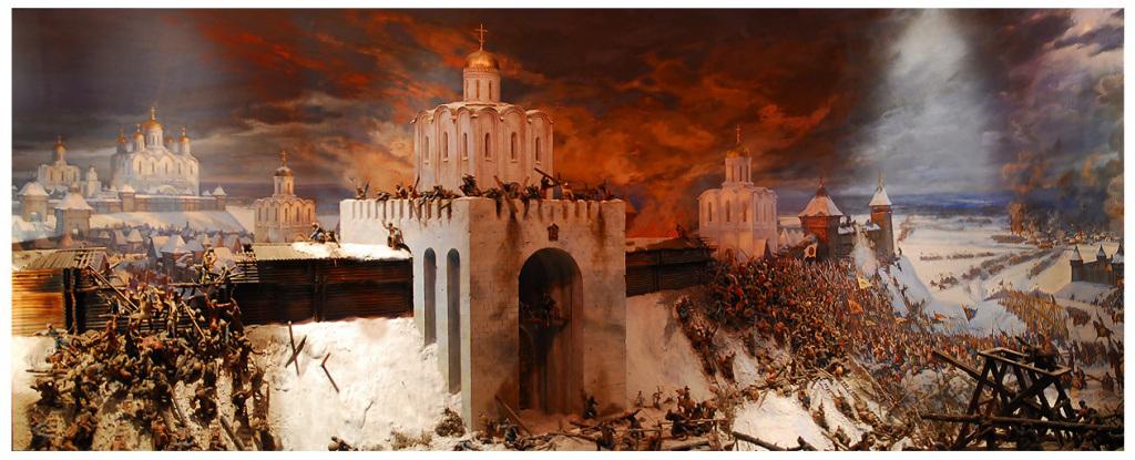 Осада города Владимира