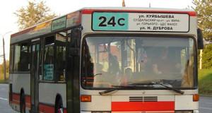 Маршрут 24С