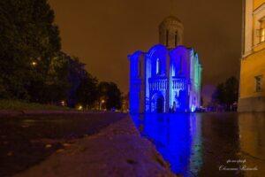 Световой концерт-экскурсия «Семь чудес древнего храма»
