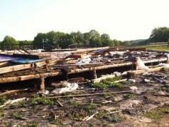 Строительный мусор Парк Дружба