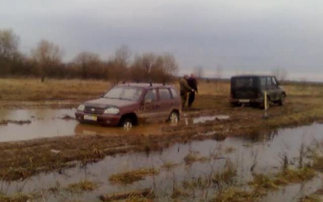 Дорога д. Бабарино