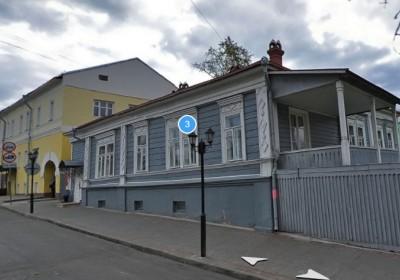Дом Столетовых