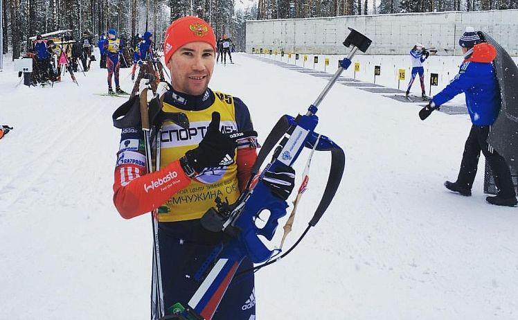 Алексей Слепов начнет сезон в основной сборной стартом в Эстерсунде
