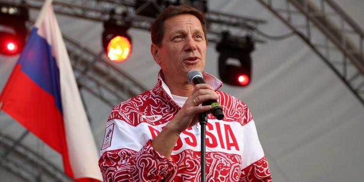 Олимпийский комитет во главе с Александром Жуковым посетят Владимирскую область