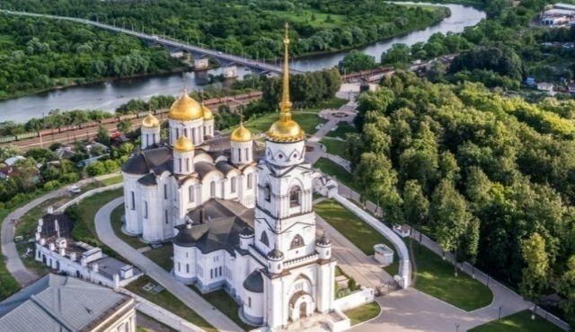 Владимирская область одна из самых популярных и «дорогих»