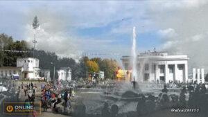 Парк 850-летия города Владимира (Фонтан)